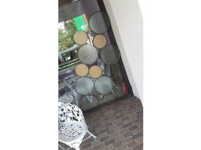 法雅店面鐵框設計