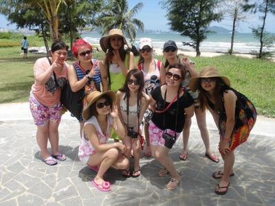 員工旅遊-海南島