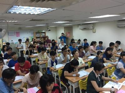 台北縣名昇文理語文短期補習班相關照片1