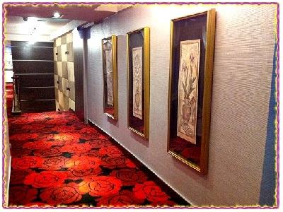 南京店走廊