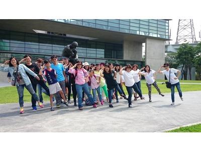亞洲大學美學之旅