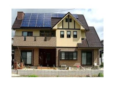 太陽能屋子