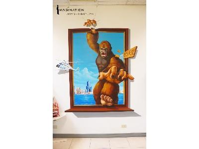 想像空間壁畫工作室(橋福土木包工業)相關照片2
