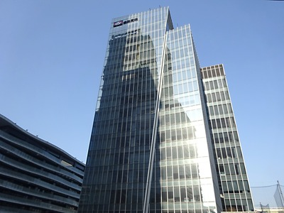 企業總部大樓