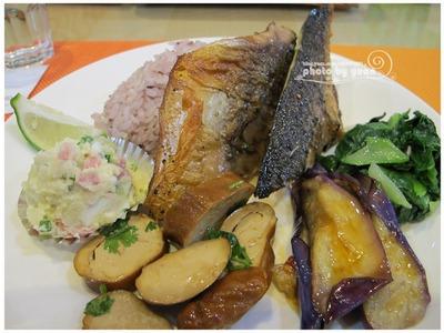 內用薄鹽鯖魚