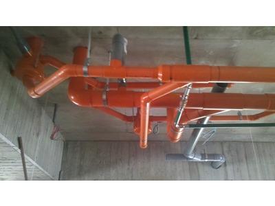 新竹新建大樓排水管配管
