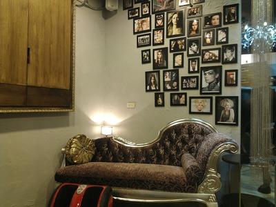 沙發休息區