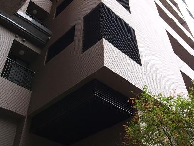 陽台鋁格柵