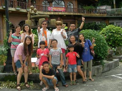 膨風茶文化館-戶外教學