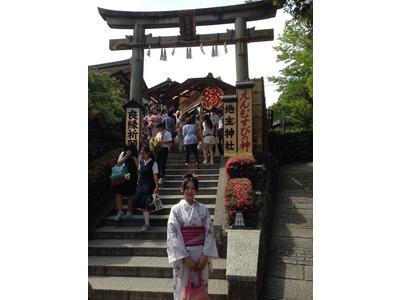 員工旅遊京都和服體驗
