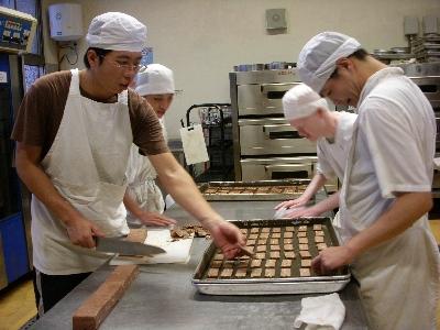 工作訓練-烘焙
