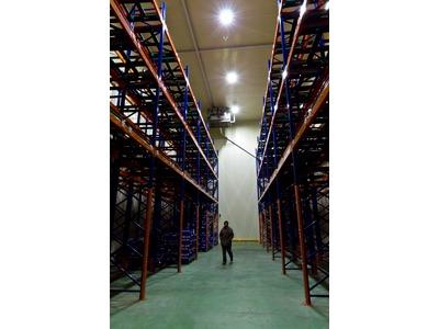 超高低溫物流庫貨架