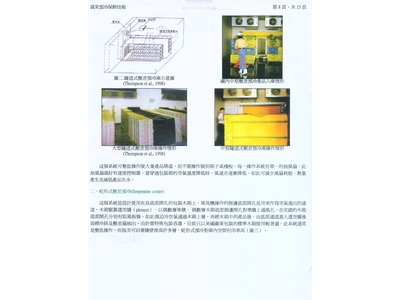 節能冷凍庫+機組