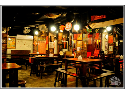 摸油湯復古餐廳相關照片3