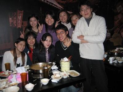 聚餐(公關團隊)