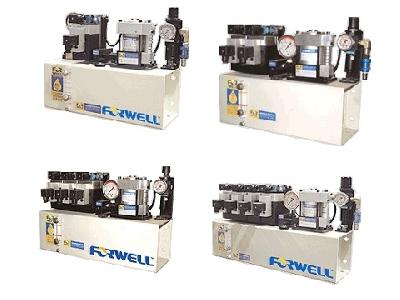 富偉-富偉-氣動泵組合系列