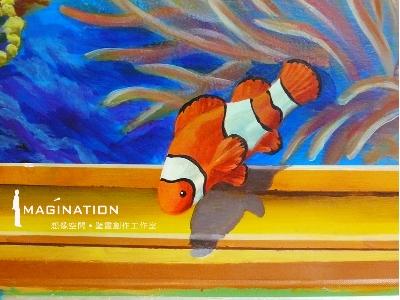 想像空間壁畫工作室(橋福土木包工業)相關照片1