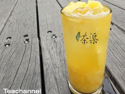 台灣茶渠鳳梨青茶