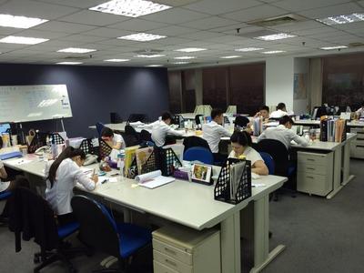 台南所辦公室