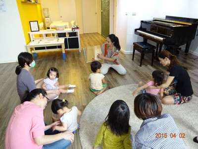 音樂律動課