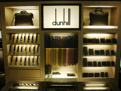 dunhill 形象櫃