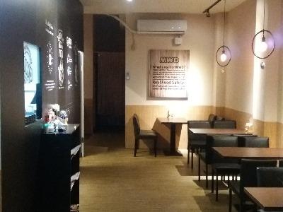 餐廳座客區