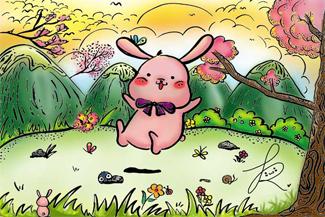 喜歡什麼先不設限,做就對了:新興插畫家Kiwi