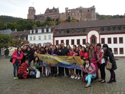 2014德國獎勵旅遊.