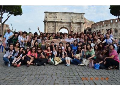 2012義大利獎勵旅遊