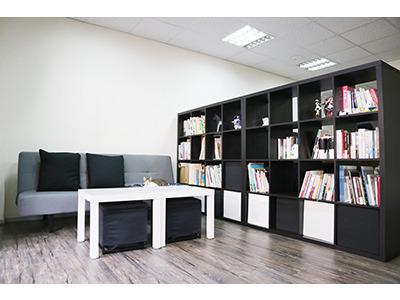 辦公室一角-會客區