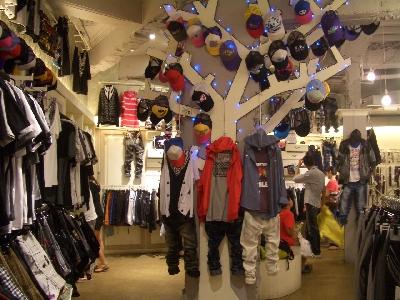 三度空間服飾店相關照片8