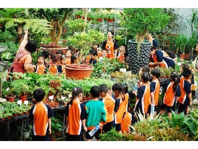 學校團體參訪活動