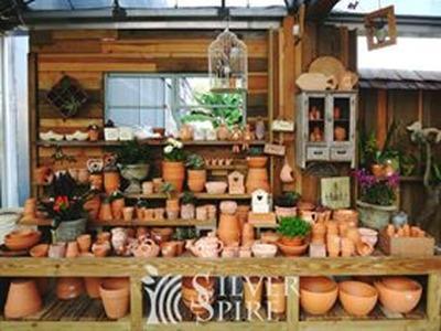 花市資材花器展售