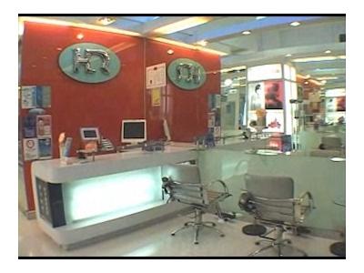 髮工坊剪髮區