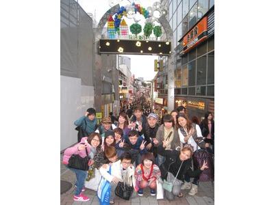 公司舉辦日本新宿旅遊