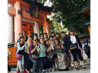 公司舉辦日本大阪旅遊