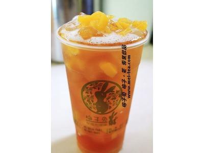 水蜜桃紅茶