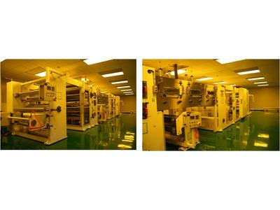 液晶調光膜生產線