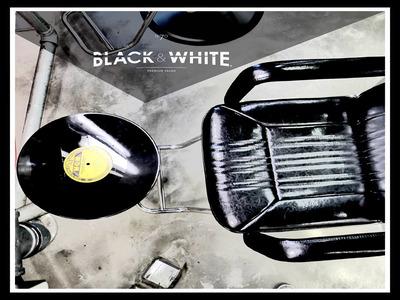 black  white salon(古刻剪造型美髮店)相關照片2