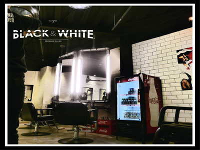 black  white salon(古刻剪造型美髮店)相關照片3
