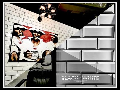 black  white salon(古刻剪造型美髮店)相關照片4