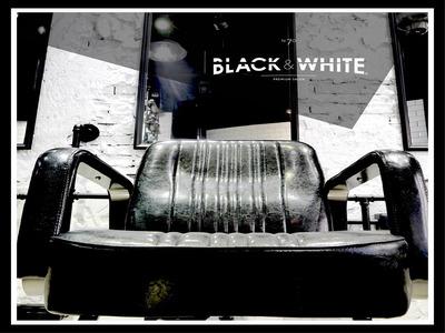 black  white salon(古刻剪造型美髮店)相關照片5