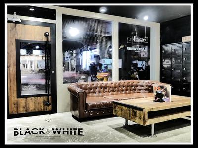 black  white salon(古刻剪造型美髮店)相關照片6