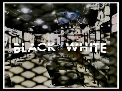 black  white salon(古刻剪造型美髮店)相關照片1