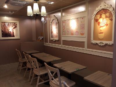 溫馨咖啡屋