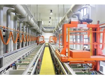廠房自動化機械