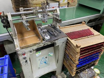 曲面網印設備