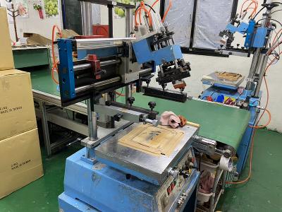 平面網印設備
