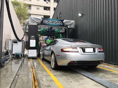 卡斯巴汽車美容技研中心相關照片5