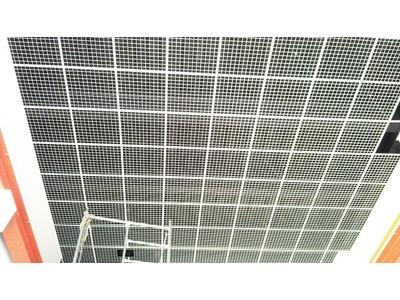 鐵網天花板施工